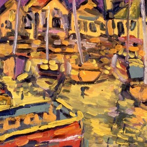 Le port du Croisic du bateau au père Bouilleau acte 2