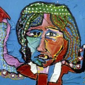 Portrait de Francis Parent le bateau ivre 89x116