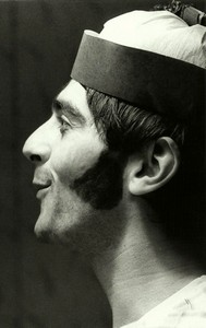 Portrait Joel Crespin